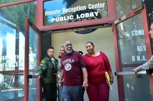 Le 16 mars, Andrew Leander Wilson quitte la prison centrale du comté de Los Angeles où il a passé 32 ans pour le meurtre d'un jeune homme en 1984.