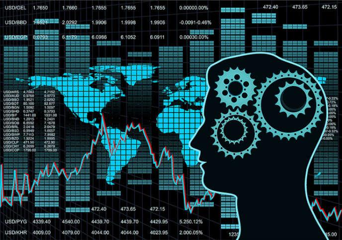 """« Les entreprises comme Google, Apple ou Facebook disposent de millions de variables décrivant le comportement de millions de personnes. Les techniques d'apprentissage machine (""""machine learning"""") peuvent y cerner des tendances qui échapperaient à un regard purement humain»."""