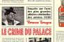 «Le Crime du Palace. Enquête sur l'une des plus grandes affaires criminelles des années 1930«,de Florence Tamagne (Payot, «Histoire», 286 p., 22€).