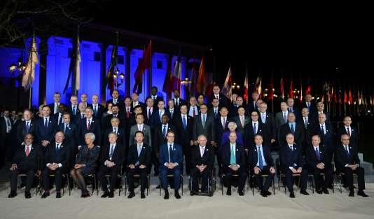 Les ministres des finances et les banquiers centraux du G20 ont accueilli leurs pairs de cinq pays du continent noir : la Côte d'Ivoire, le Maroc, le Rwanda, le Sénégal et la Tunisie.
