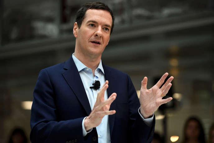 George Osborne fut chancelier de l'Echiquier, au Royaume-Uni, de 2010 à 2016.