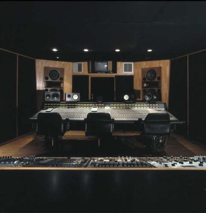 La Central Room du studio Davout.