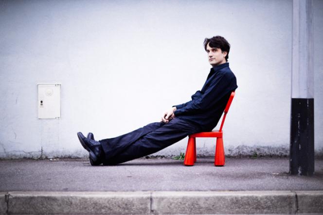 Le pianiste de jazz et compositeur Baptiste Trotignon.