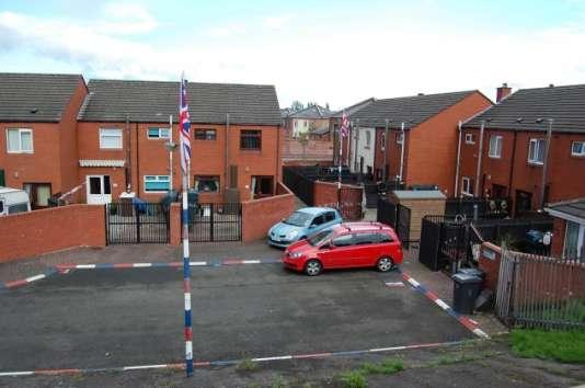 Belfast : le conflit au coin de la rue.