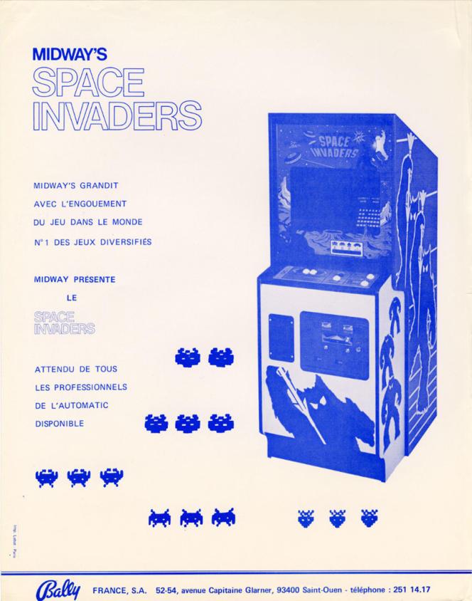 Dans les années 1970, le masculin était la norme pour parler d'une machine de jeu vidéo.