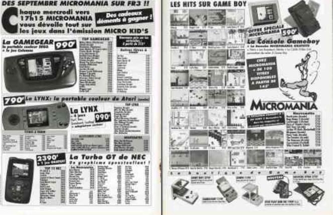 En 1991, le magazine «Consoles +» parle diplomatiquement de« la console Game Boy», sans oser retirer le mot« console».