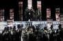 L'opéra de Luca Francesconi «Trompe-la-mort», mis en scène par Guy Cassiers à l'Opéra Garnier.