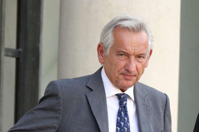 Jean-Jacques de Peretti, le 13 septembre 2011 à Paris.