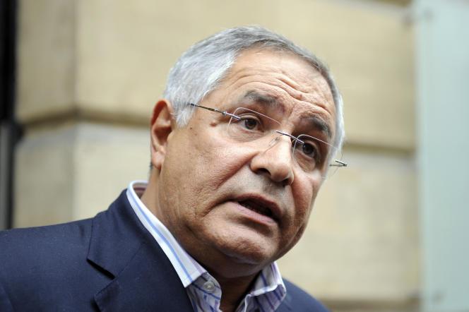 Robert Bourgi, à Paris, en septembre 2011.