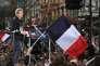 «L'intervention russe n'est ni plus ni moins qu'une agression impérialiste contre la révolution du peuple syrien, à l'appel d'Al-Assad» (Photo: Jean-Luc Mélenchon le 18 mars à Paris).