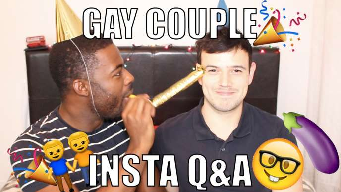 La foire aux questions (Q&A) de ce couple n'est visible sur YouTube que si l'on a désactivé le «mode restreint».