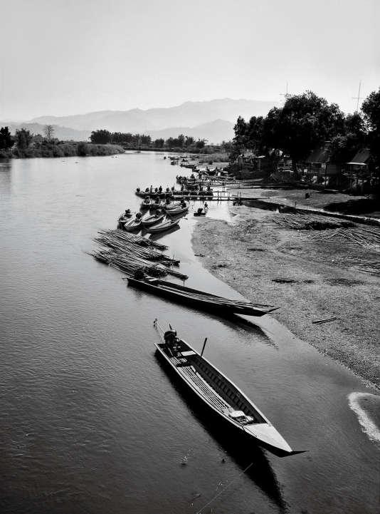 Chiangmai, en 1993.