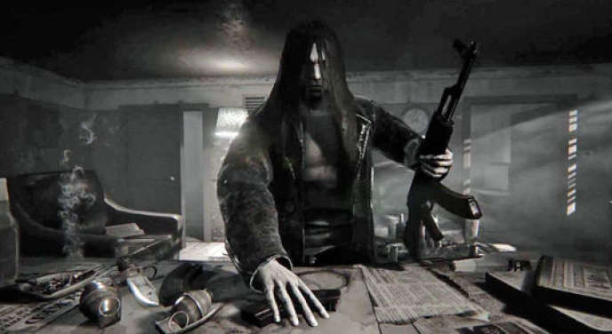 L'auteur présumé de la fusillade de Grasse a pris pour visuel de profil une image du jeu vidéo« Hatred», qui met en scène une tuerie de masse.