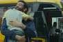 Ramzy Bedia dans le film français d'Olivier Peyon,«Une vie ailleurs».