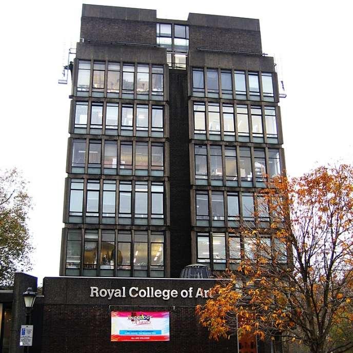 Le Royal College of Art, à Londres : uneréférence incontournable dans le monde de l'art et du design.