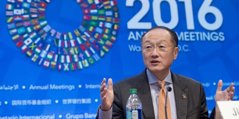 Jim Yong Kim, le président de la Banque mondiale.