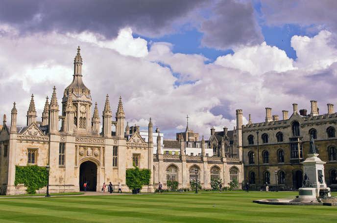 Le King's College, à l'université de Cambridge, l'une des destinations proposées par l'université de Poitiers dans le cadre de la licence sélective en lettres et sciences politiques.