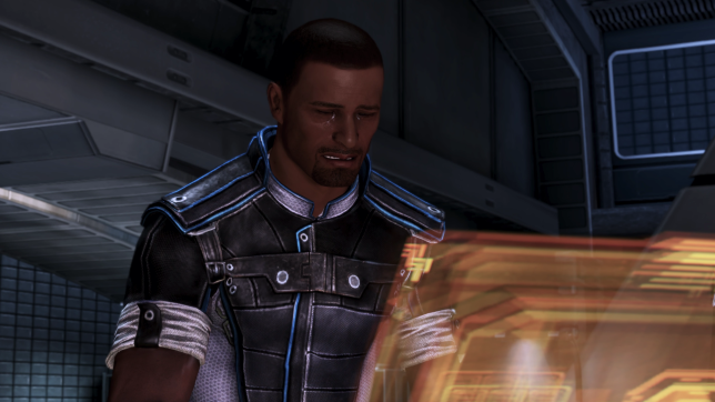 Dans «Mass Effect 3», la scène tout en sobriété où le pilote Steve Cortez pleure son mari défunt a ému de nombreux joueurs.