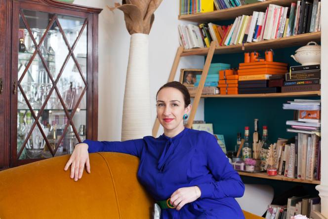 Fanny Auger :«J'aime par-dessus tout aborder des inconnus, et pour cela prendre un café au bar fonctionne souvent».