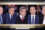 Débat de la présidentielle, sur le plateau de TF1, lundi 20 mars.