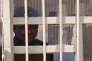 Un gardien de prison, le 9 février 2013 à New Delhi.