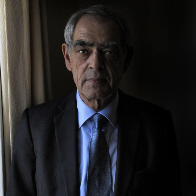 Henri Emmanuelli, le 18 janvier 2012.