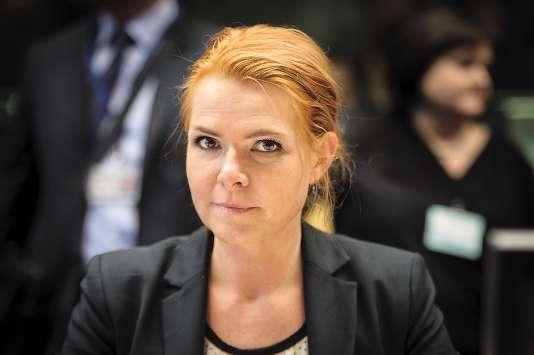 Élue « personnalitéla plus influente »du Danemark par certains médias, Inger Stojbergfascine autant qu'elle indigne.
