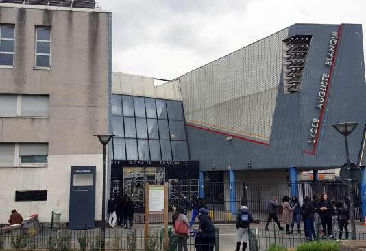 Lycée Auguste Blanqui - mars 2017