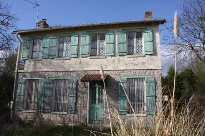 La ferme ardennaise d'Arthur Rimbaud où furent écrits, dans le grenier,«Le Bateau ivre» et«Une saison en enfer»,en1871 et 1873.