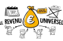 « Le revenu universelconstitue une entreprise politique indésirable dont l'utilité ne réside que dans sa capacité à détourner l'attention des Français vis-à-vis des véritables causes de leurs difficultés».