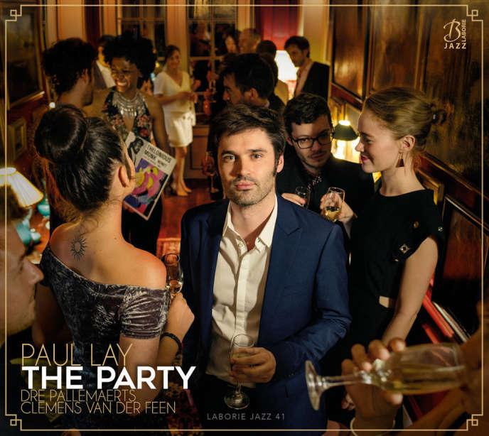Pochette de l'album« The Party», du pianiste Paul Lay.