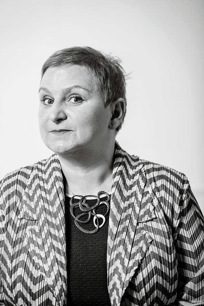 Sonia Ezgulian.