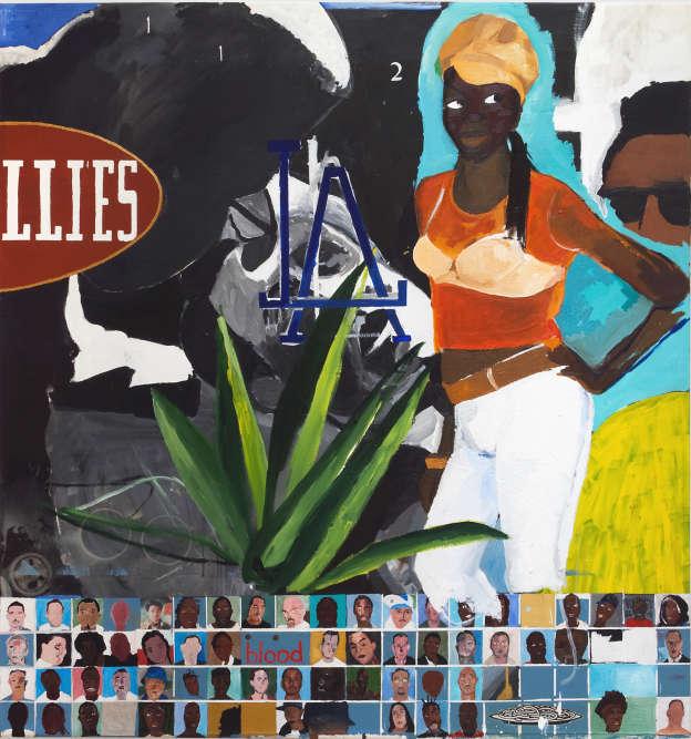 """«Henry Taylor conçoit l'art comme un formidable moyen de combler les oublis de l'histoire afro-américaine. Taylor peint sa famille et ses amis, mais aussi des militants des droits de l'homme, des athlètes, des musiciens et autres figures de l'histoire afro-américaine. Avec le portrait, il s'empare d'un genre qui a longtemps exclu les """"gens de couleur"""". C'est donc pour Taylor un instrument privilégié pour promouvoir ces """"oubliés"""" de la représentation.»"""