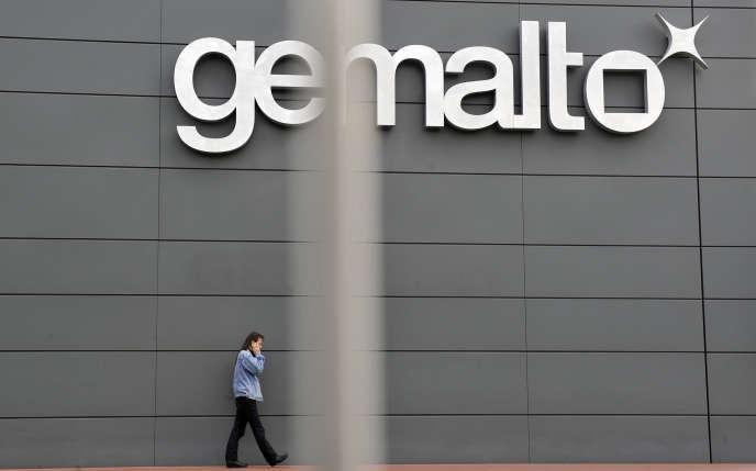 Début mars, Gemalto a annoncé une marge bénéficiaire brute de près de 40 % pour un chiffre d'affaires stable de 3,1 milliards d'euros.