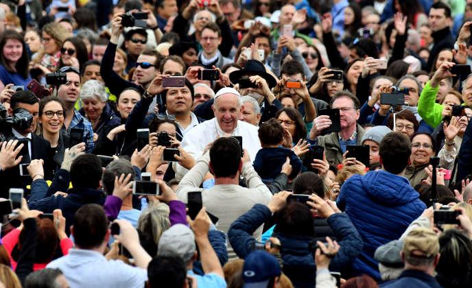 Au Vatican, le 22 mars