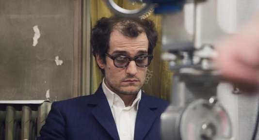 Louis Garrel dans «Le Redoutable», de Michel Hazanavicius.