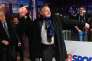 Le secrétaire d'Etat au sport, Thierry Braillard, lors du Mondial de handball à Nantes, le 17 janvier.