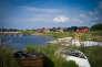 Un village de pêcheur de l'île de Gotland, en 2010.