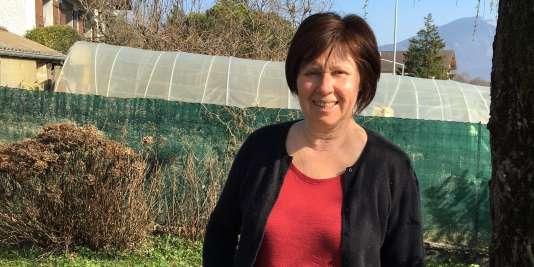 Pascale est infirmière en psychiatrie. Elle travaille en Suisse.