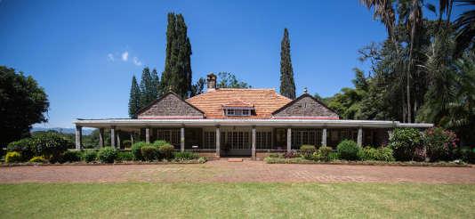 Après le succès d'«Out of Africa», la maison deKaren Blixen, à Nairobi, a été transformée en musée.