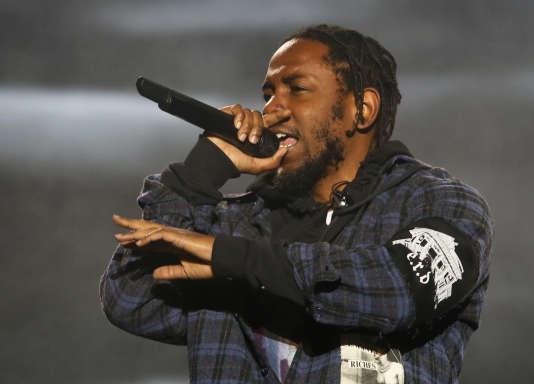 Kendrick Lamar à Austin (Texas) en octobre 2016.