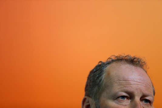 Le sélectionneur des « Oranje» a été poussé vers la sortie.