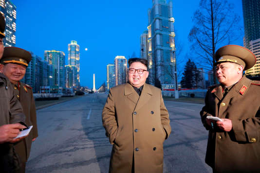 Le régime de Pyongyang veut se doter de missiles nucléaire intercontinentaux capables de frapper les Etats-Unis.