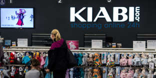 Un magasin Kiabi à Faches-Thumesnil, dans le nord de la France, en 2014.