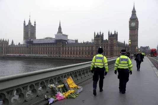 Cinq personnes ont été tuées dans l'attentat perpétré à Londres par Khalid Masood le22mars.
