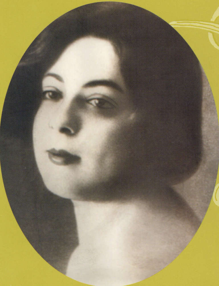 La Tunisenne Habiba Msika, chanteuse et comédienne adulée des années 1920.