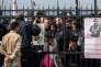 «Il n'y a pas de crise des réfugiés, il y a une crise de l'Europe. Certes, celle-ci a été confrontée à un afflux de migrants depuis deux ans : plus d'un million en 2015, et environ 350 000 en 2016» (Photo: migrants retenus par les autorités turques après leur échec à traverser vers la Grèce près d'Izmir, en Turquie, le 15 mars).