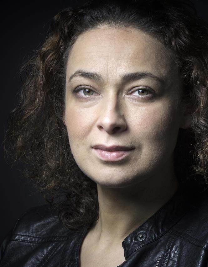 Delphine Horvilleur le 7 décembre 2015 à Paris.