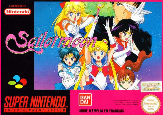 Bandai, qui distribue la Super Nintendo, édite Sailormoon en jeu vidéo et vend les jouets Sailormoon, joue sur plusieurs tableaux.