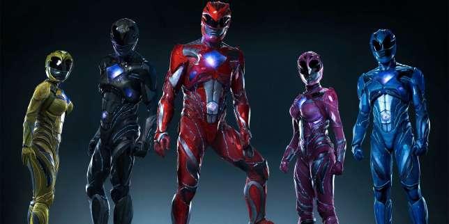Pour leur troisième film en vingt et un ans, les Power Rangers s'offrent un nouveau look, et une énième nouvelle gamme de jouets.